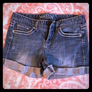 Pants - Maurice's cuffed shorts